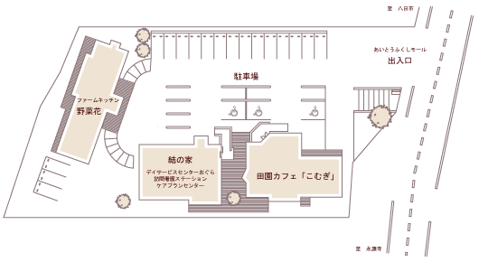 施設内マップ