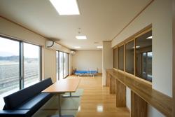 静養室の写真